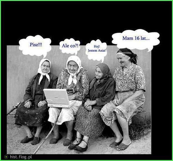 starsze panie foto Chorzów