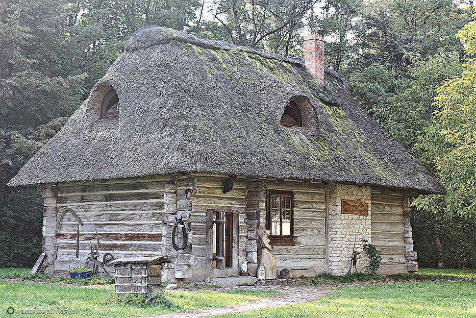 Stara chata - Kazimierz
