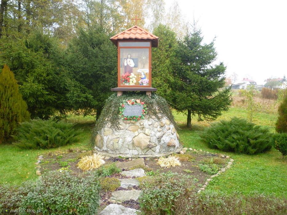 Kapliczka 15-10-2013