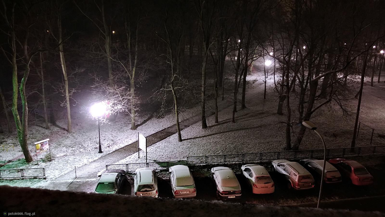 Pierwszy Śnieg 2013