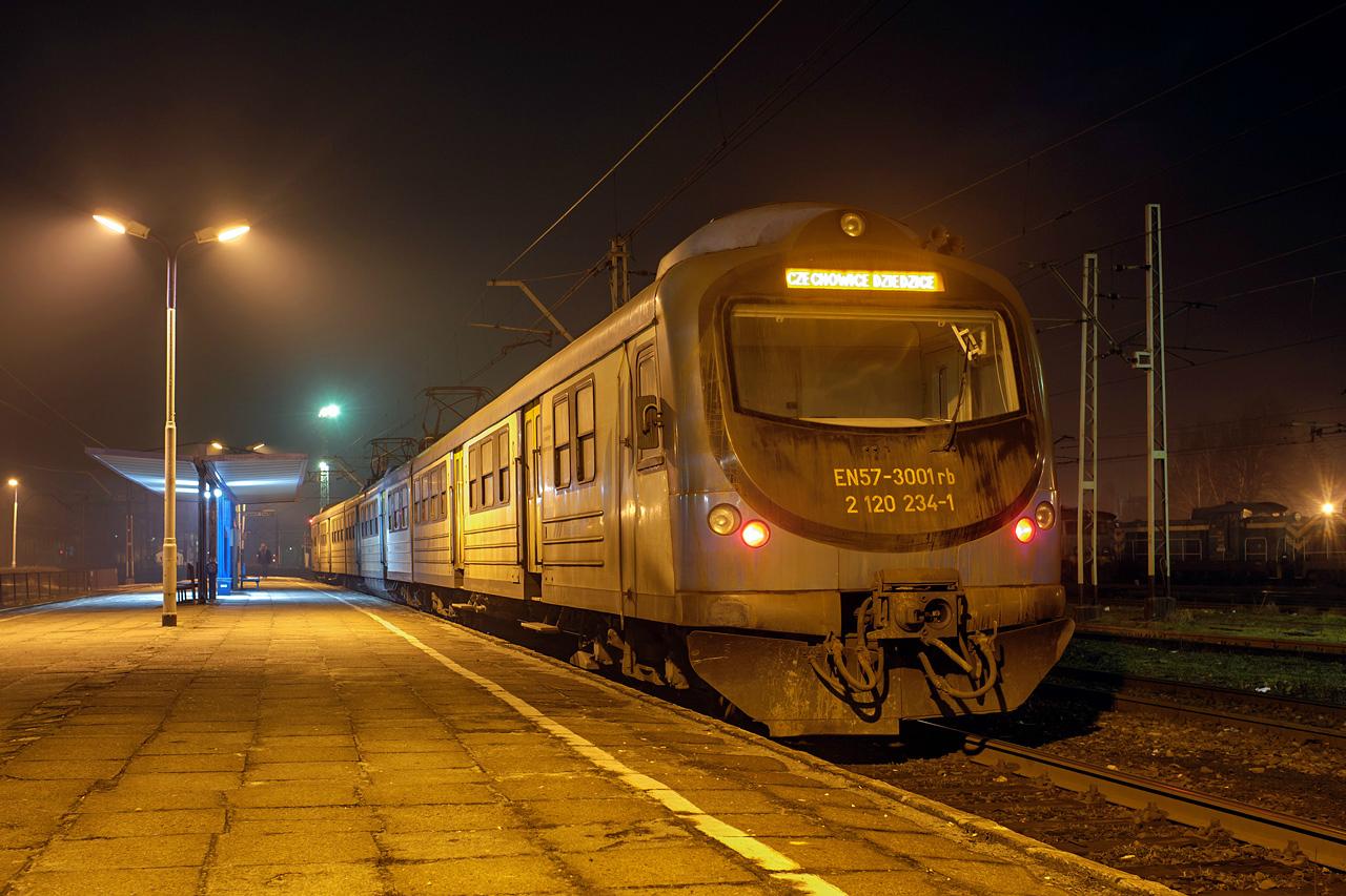EN57-3001 i SA109-005