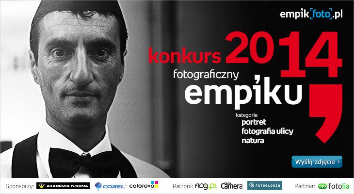 Ruszył Konkurs Fotograficzny Empiku 2014!