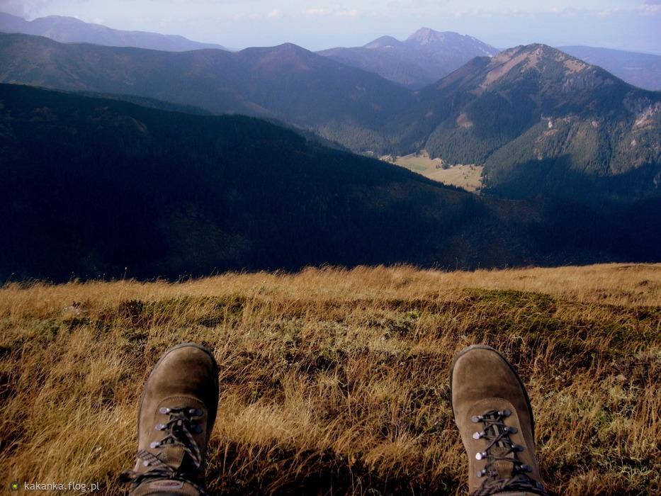 448. Jesienią góry są najszczersze.