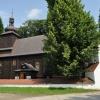 Kościół Wszystkich Święty<br />ch w Łososinie Górnej  :: Kościół Wszystkich Święty<br />ch w Łososinie Górnej - d<br />rewniana świątynia pochod<br />zi z 1778 roku.