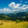 Tatry w późnopopołudniowy<br />m słońcu ::