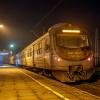 EN57-3001 i SA109-005 :: 14 lutego 2014 - Osobówki<br /> z Katowic i Cieszyna po <br />skończeniu swoich biegów <br />w Czechowicach.