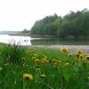 Wiosennie nad jeziorem... ::
