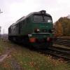 :: Iwan 788 z Centralnego Za<br />kładu Spółki w Warszawie <br />po tankowaniu w Suwałkach<br /> manewruje po stacji