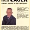 Edward Łacek-niezależny k<br />andydat na wójta gminy Go<br />raj/1/