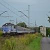 EP07-1037 :: Sierpień 2014 , szlak Ryb<br />nik Rbc - podg. Jejkowice<br />  EP07-1037 z pociągiem T<br />LK Pirat/Uznam rel.Bielsk