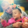 Tata z córką