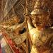 Bangkok VI :: rzeźba na jednym z pałacó<br />w w kompleksie The Grand <br />Royal Palace w Bangkokuht<br />tp://www.abcbangkok.pl